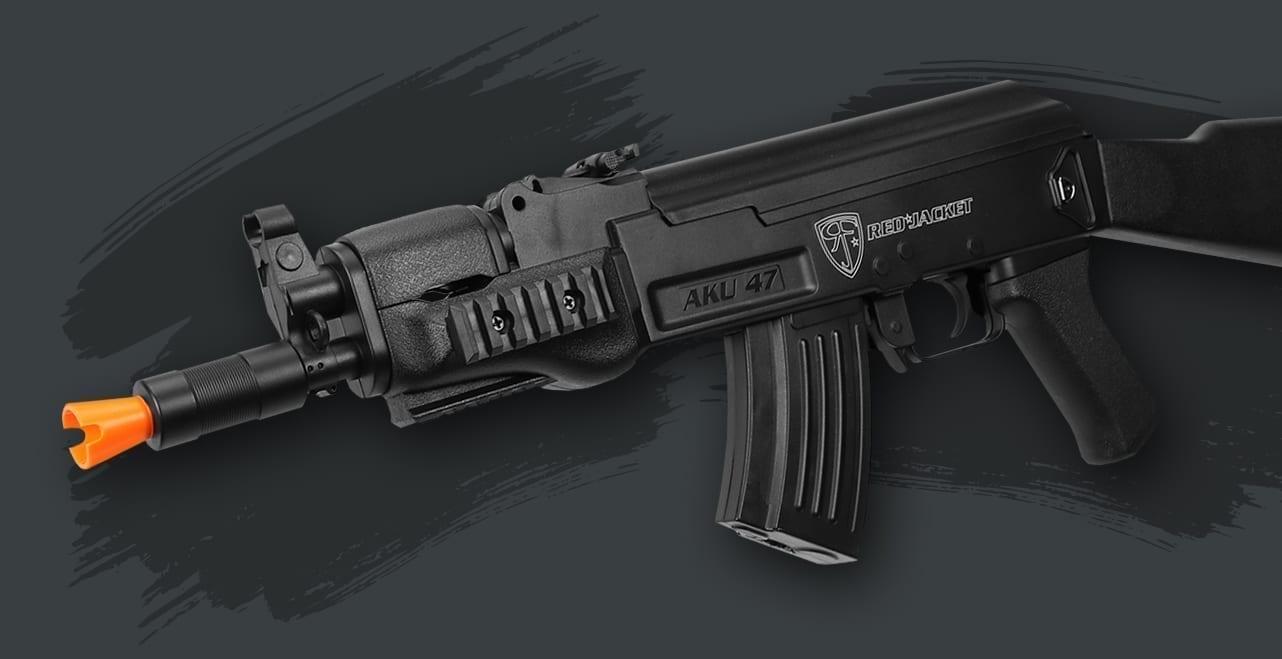 aku airsoft bb gun
