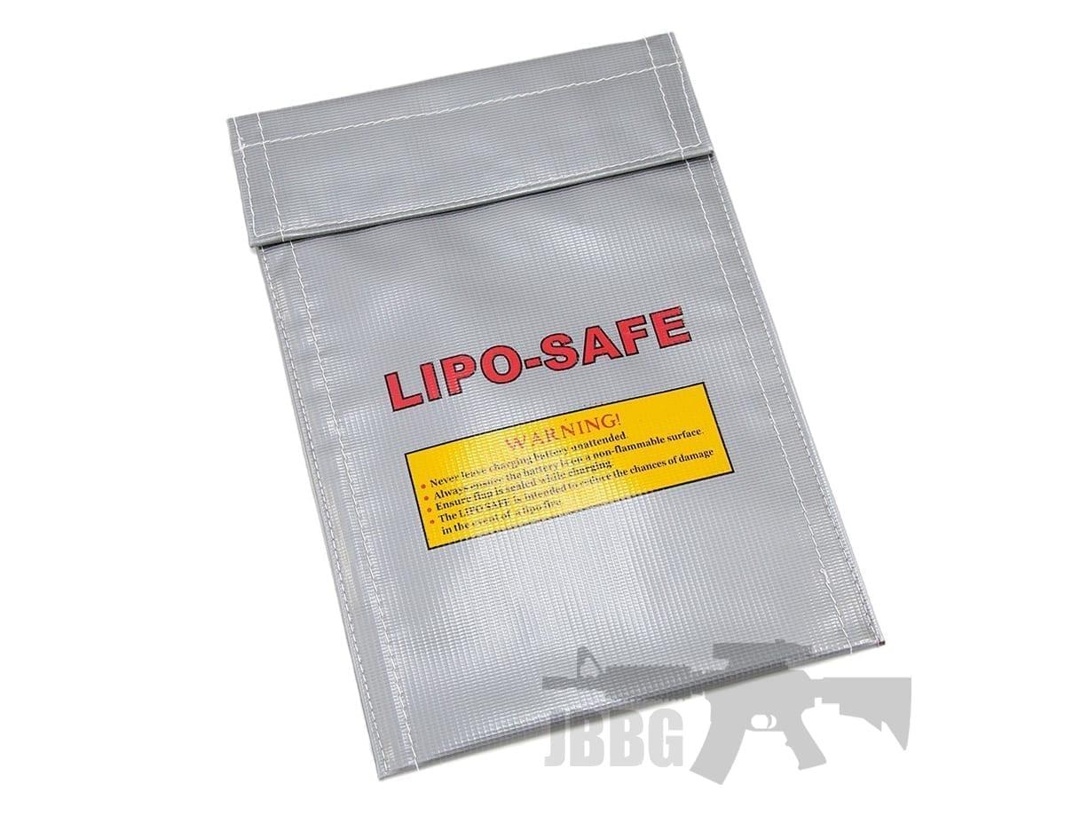 Safe Battery Charger Bag