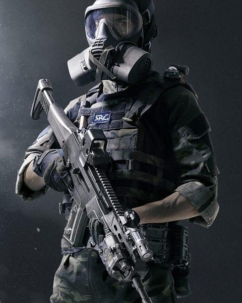 sr8 aeg pro airsoft bb guns