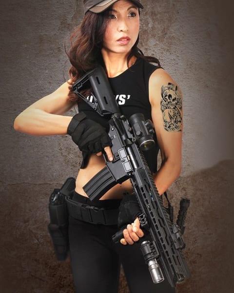 src and bulldog mamba airsoft bb guns