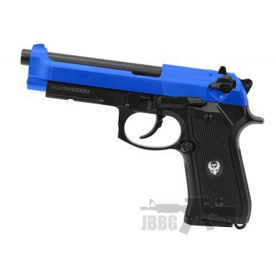 HGA194B Full Auto M9 Gas Airsoft Pistol