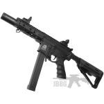 bulldog qd airsoft gun at jbbg 1 black gg