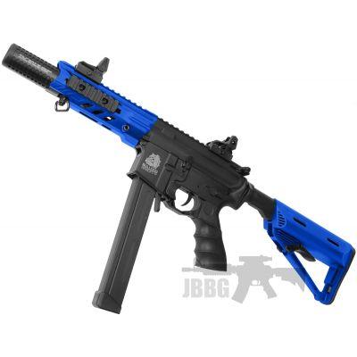 Bulldog Falcon W QD Airsoft Gun