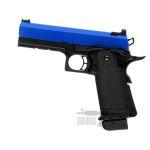 hi capa pistol raven 100 blue