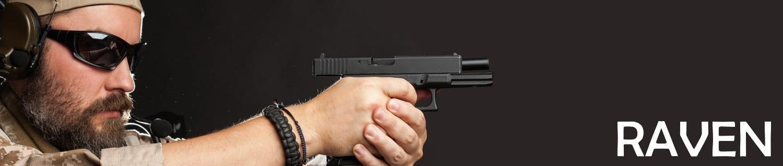 raven airsoft pistols