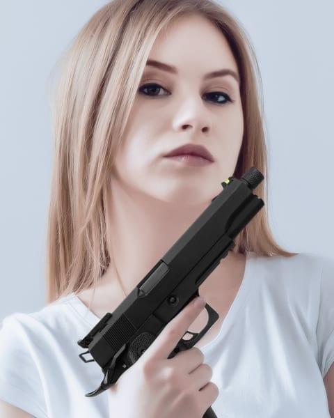 src hi capa airsoft pistol at just bb guns