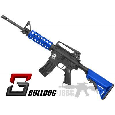 SR4 RIS Bulldog Proline 6mm AEG Airsoft Gun