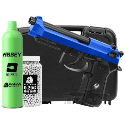Bundle Offer HGA194B Full Auto Gas Airsoft Pistol