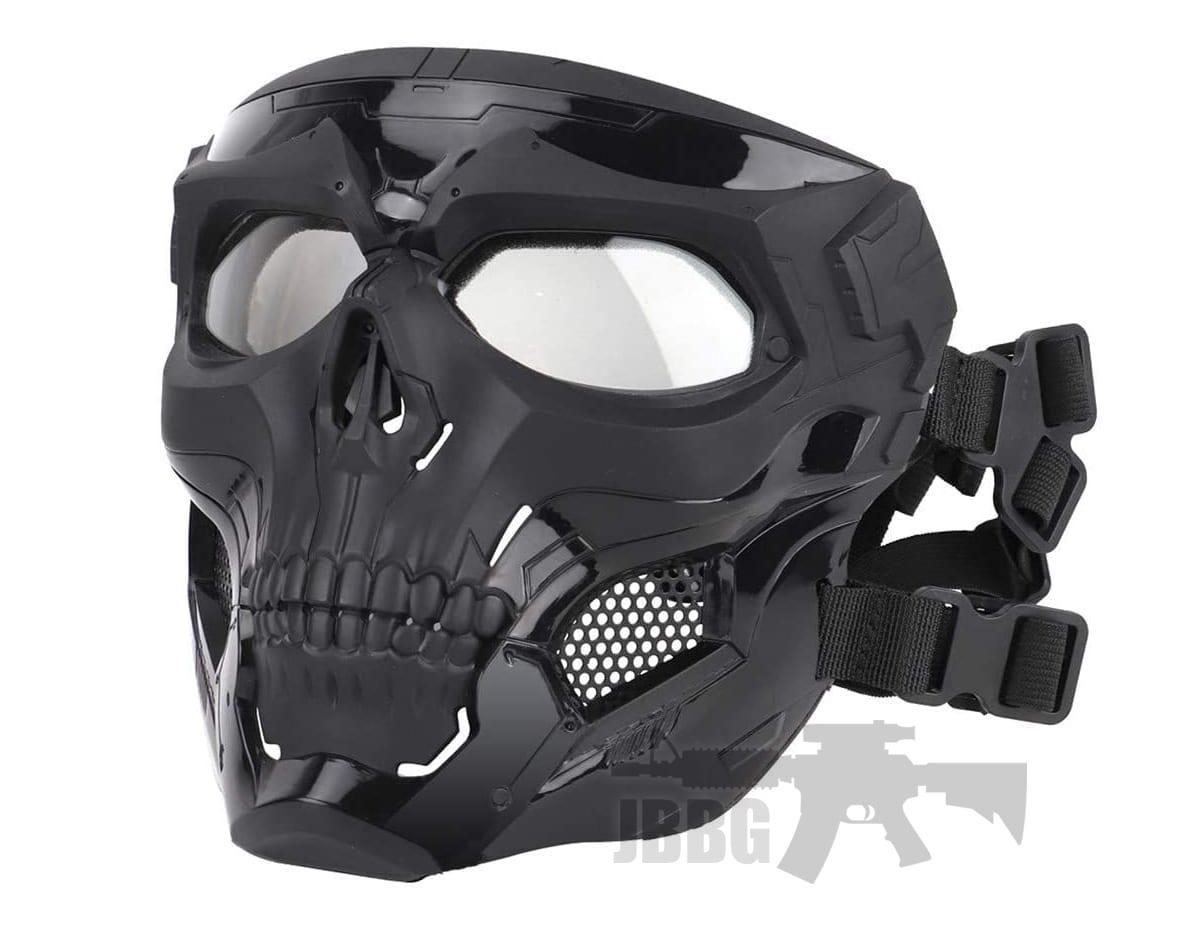 Skull Messenger Airsoft Mask