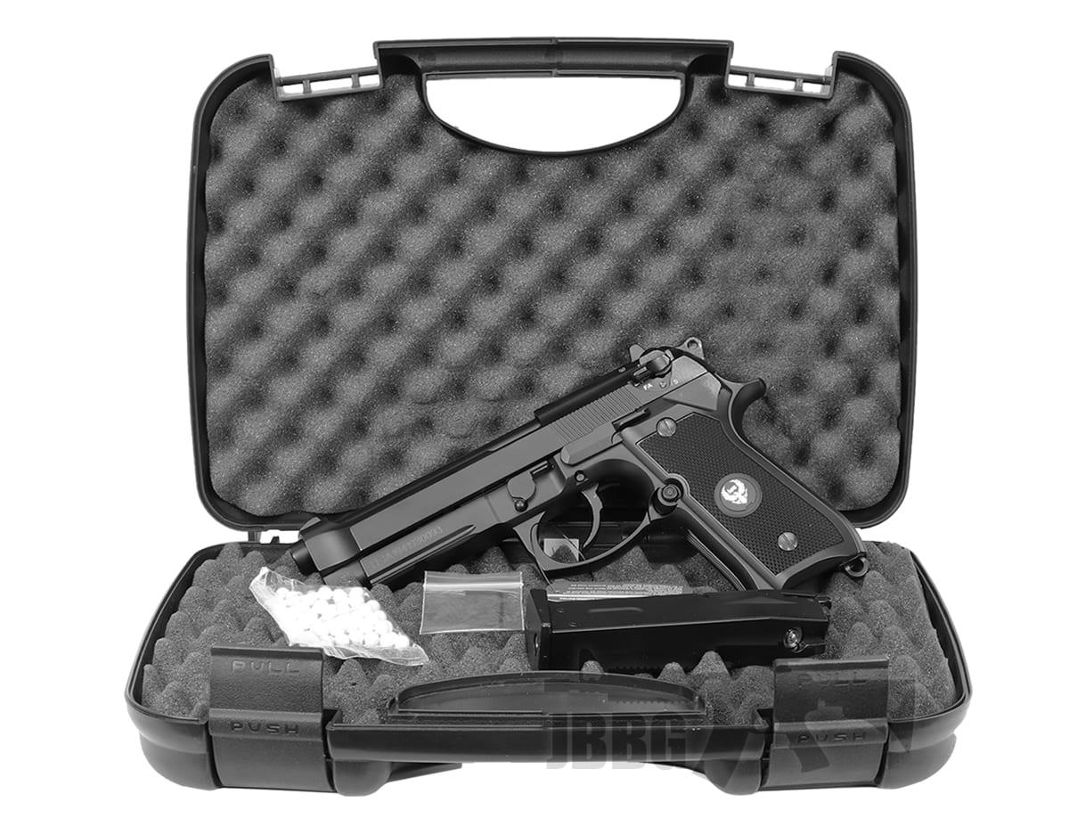 HGA194B Full Auto M9 Co2 Airsoft Pistol