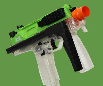 aeg airsoft bb gun new