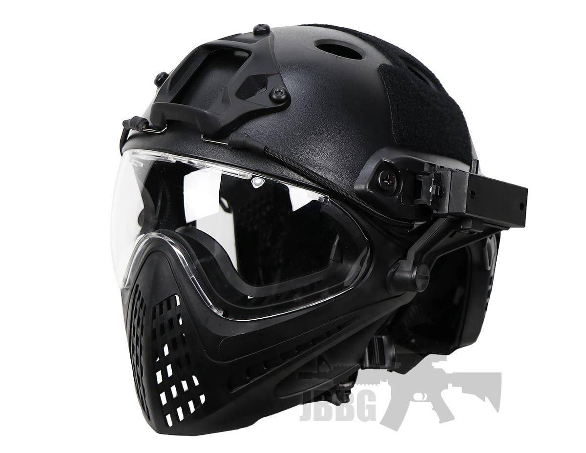 Aviator Series Clear Lens Mask