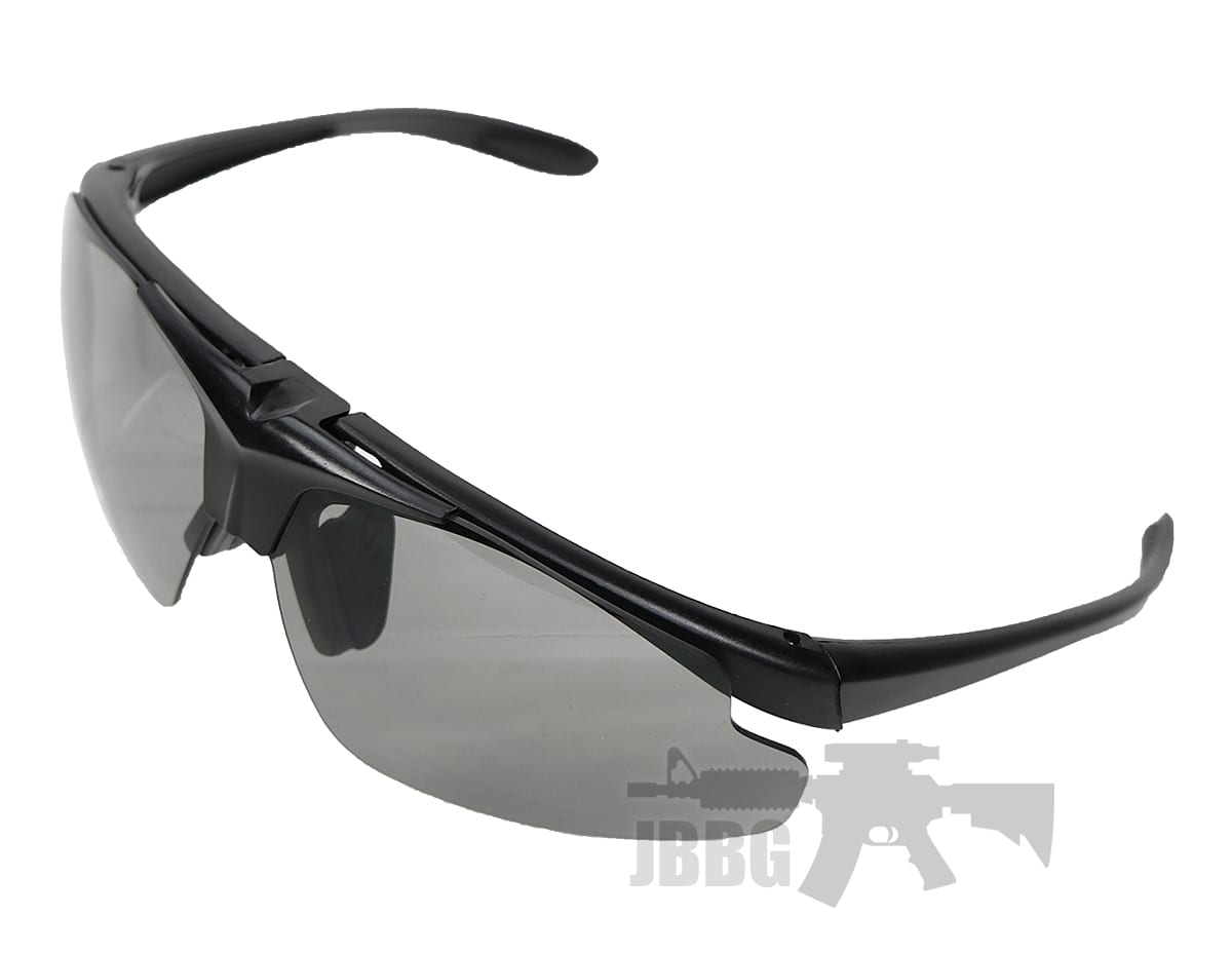 TX Shooting Safety Glasses Set