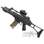 m41 gun 2 black