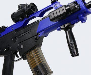 m85 aeg airsoft bb gun