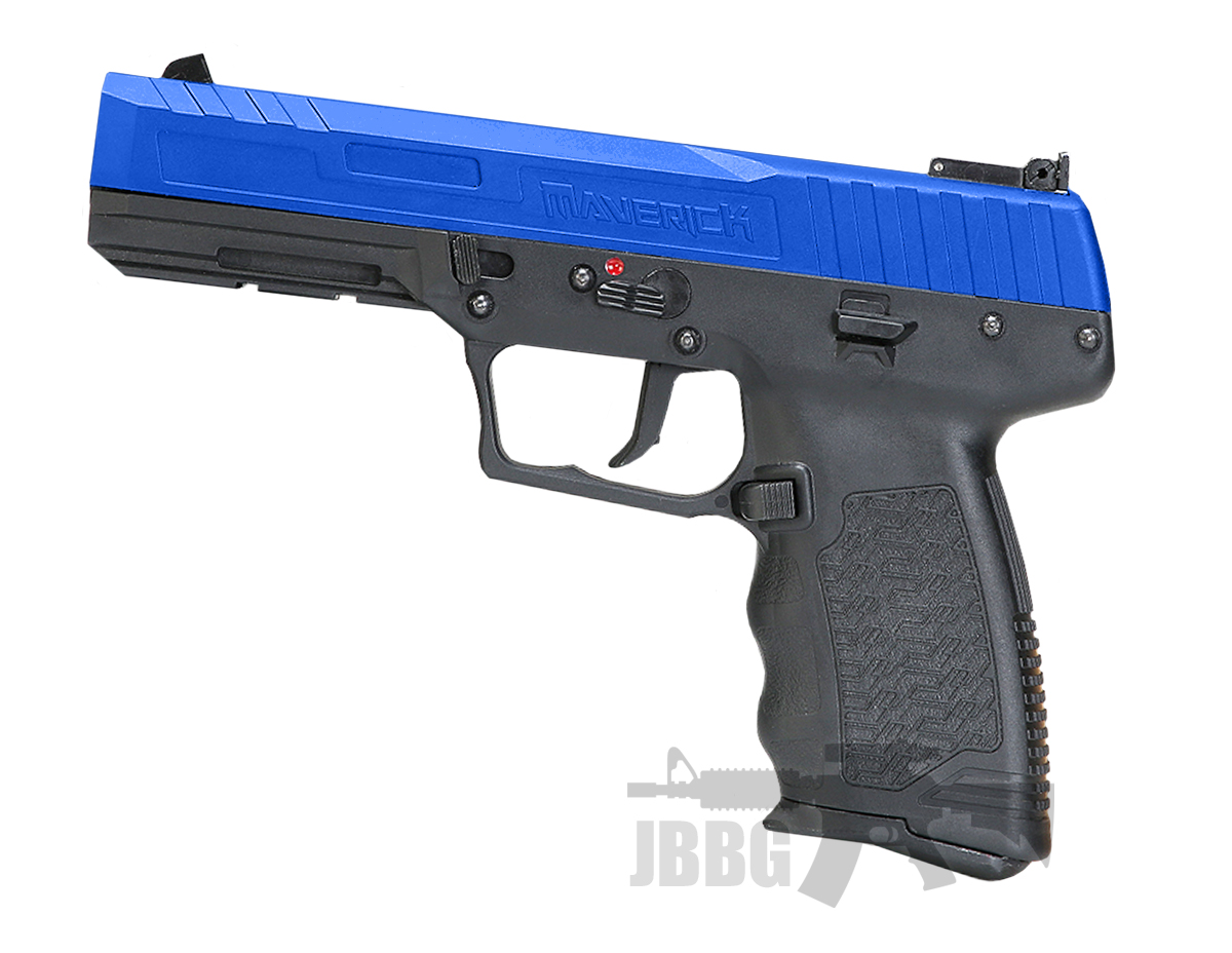SRC Maverick Gas Airsoft Pistol