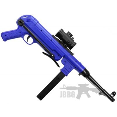 German MP40 BB Gun – BLUE