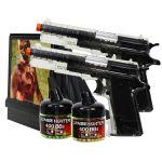 zombie pistol set 1