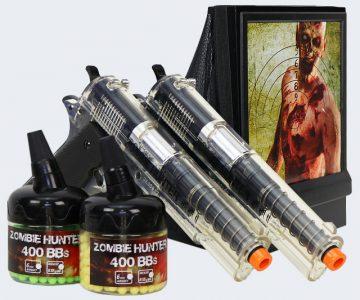zombie pistol set