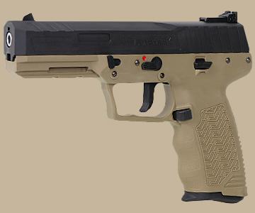 maveric airsoft pistol tan 1