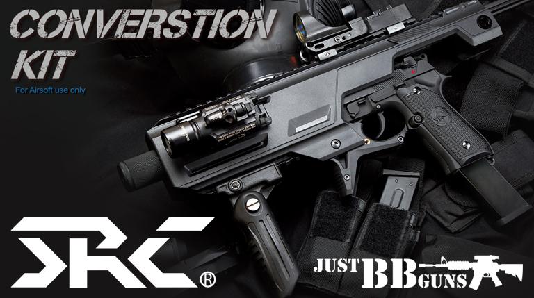 SRC SR92 Airsoft Conversion Kit
