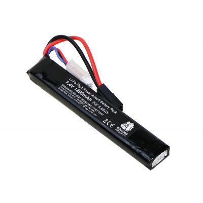 Bulldog Li-Po 1200mAh 7.4V 20C 8.88Wh High Power Airsoft Battery Block
