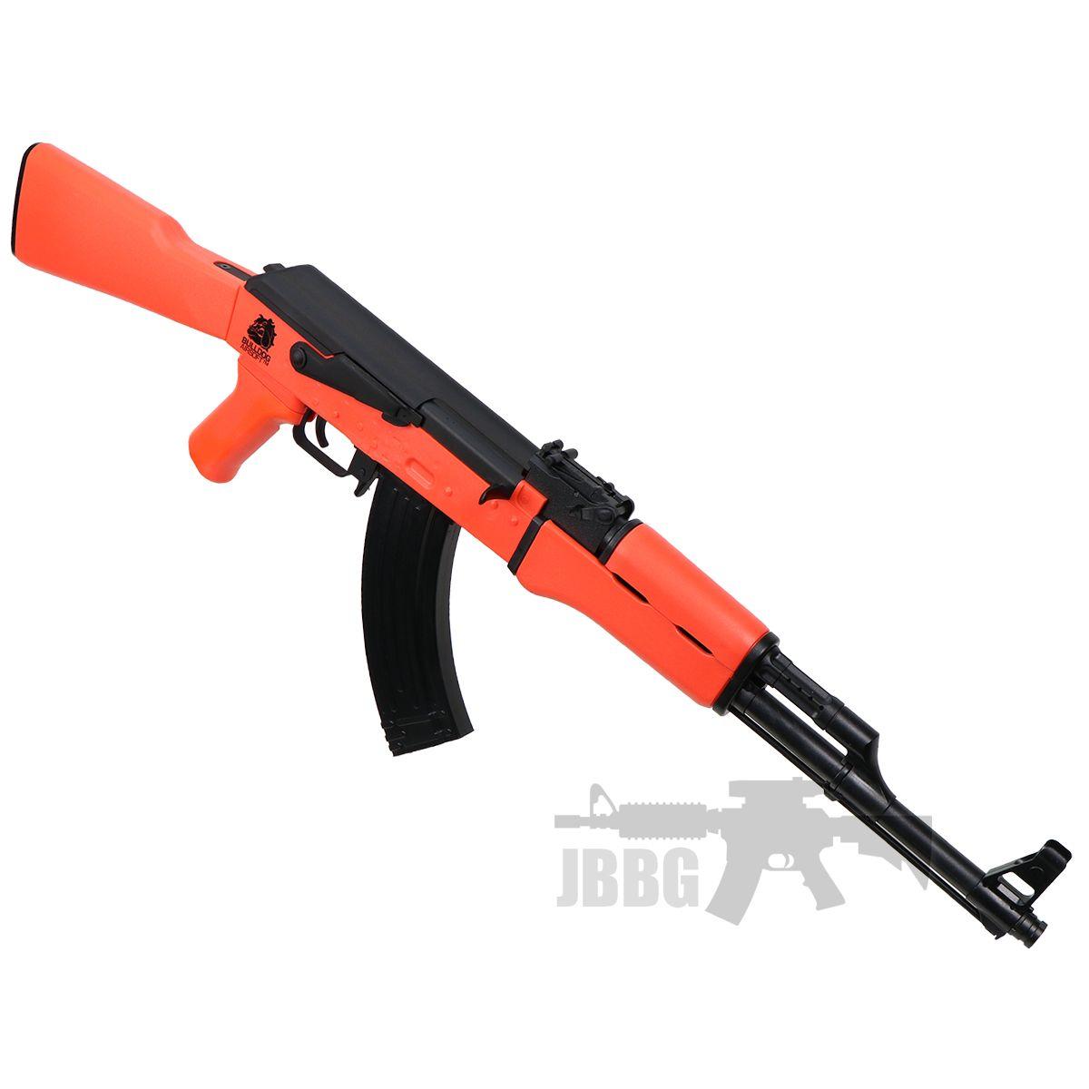 ak47 orange airsoft gun 5