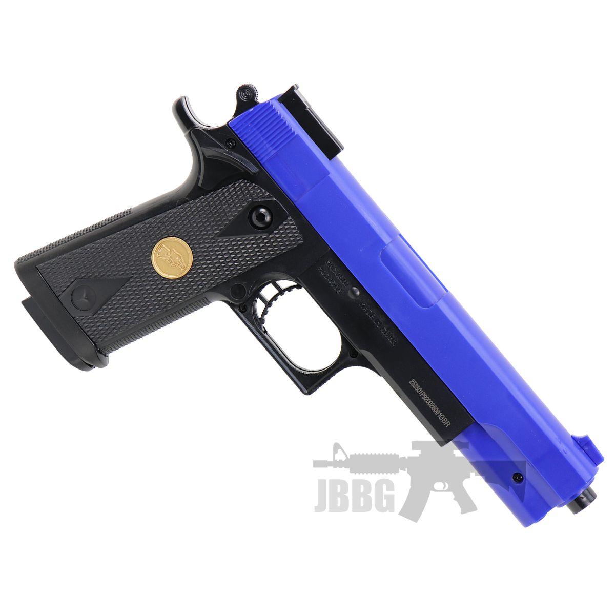 bb pistol blue at jbbg 1