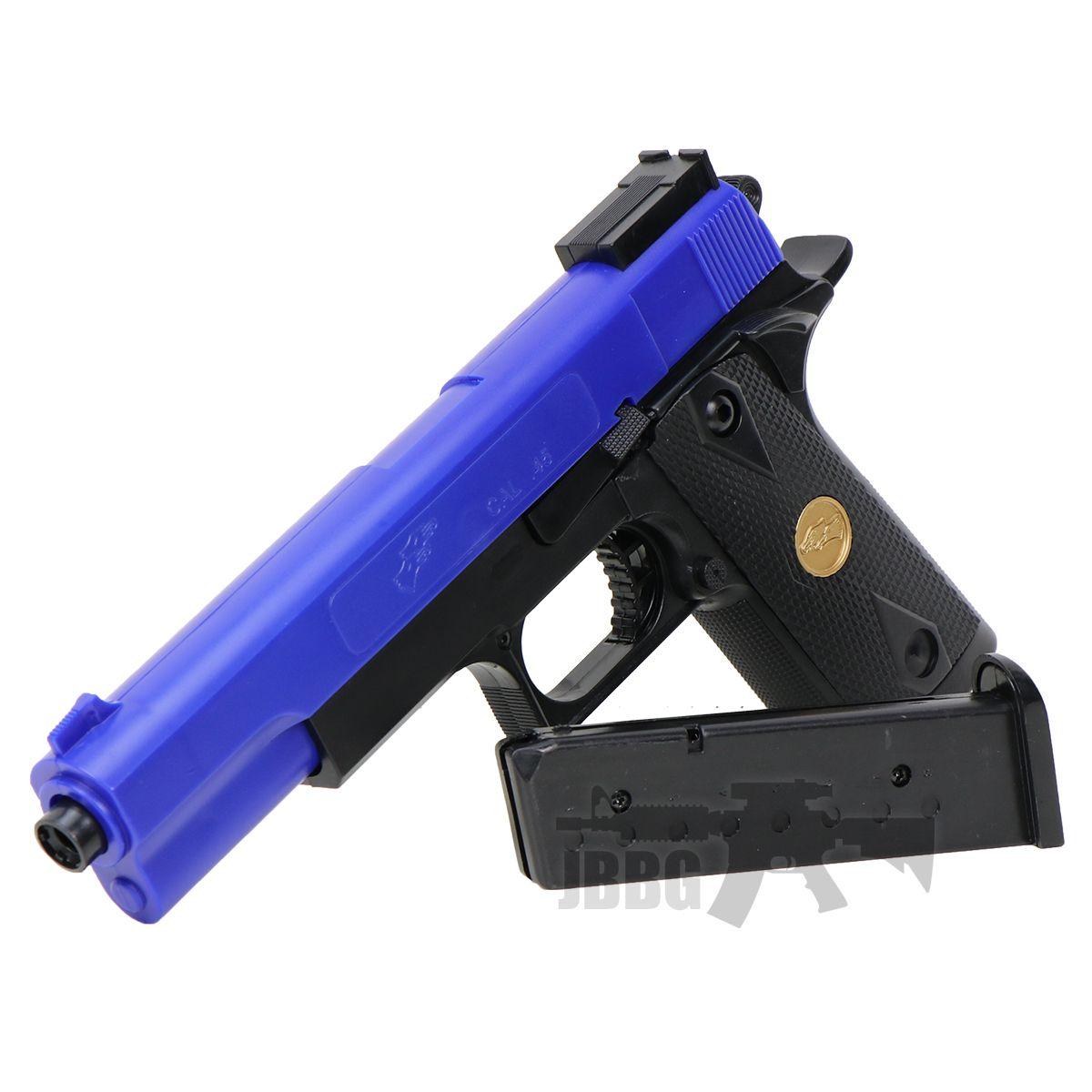 bb pistol blue at jbbg 2