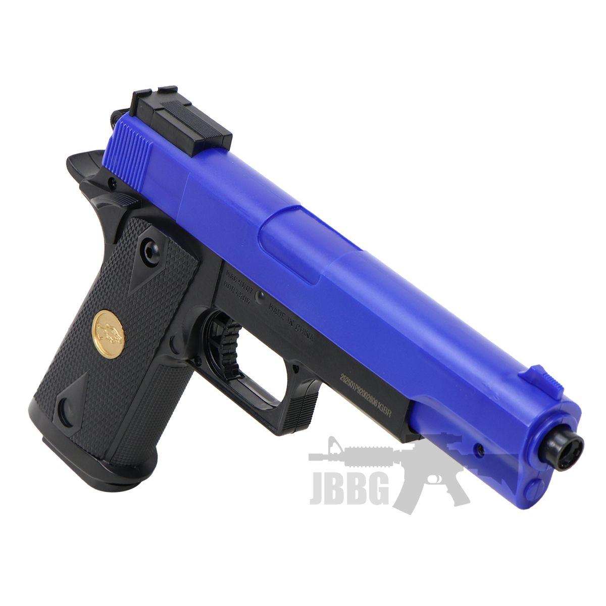 blue pistol bb jbbg 1