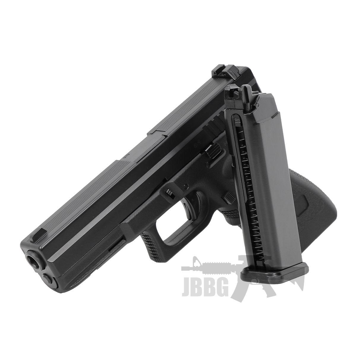 hg184 airsoft bb pistol 8