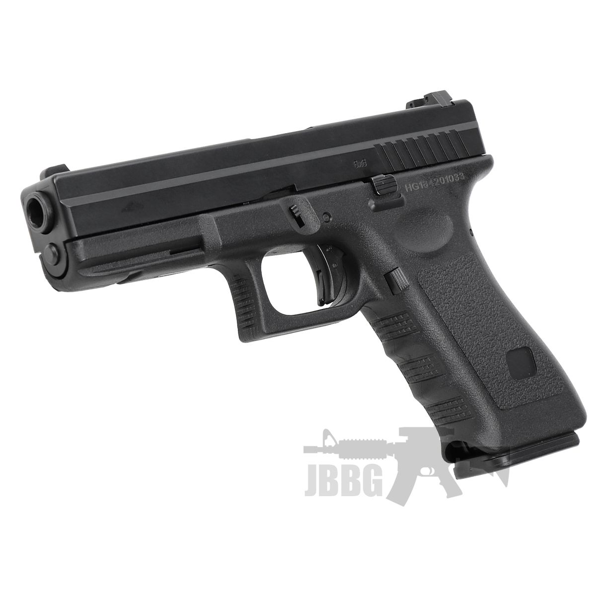 hg184 airsoft bb pistol 9