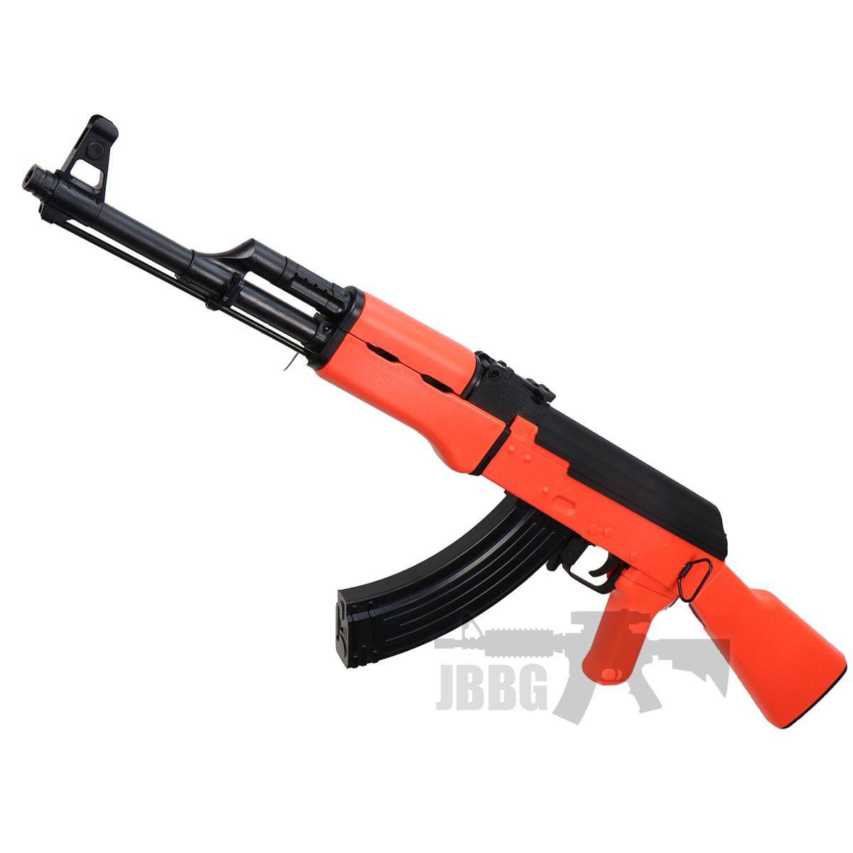 orange ak47 gun 3