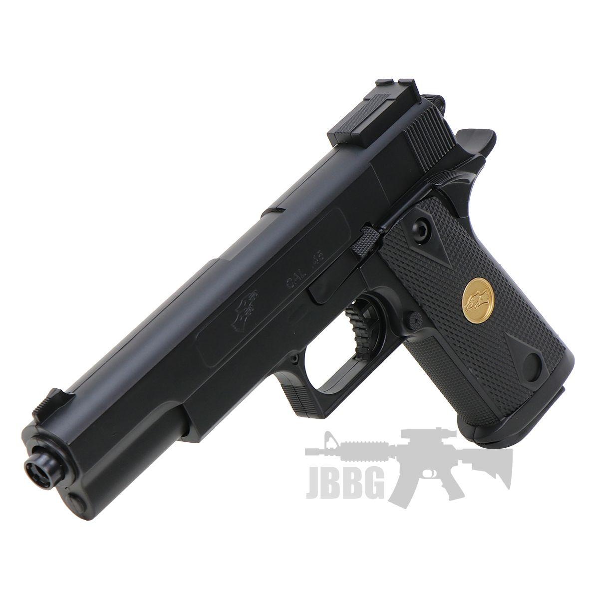 pistol 77