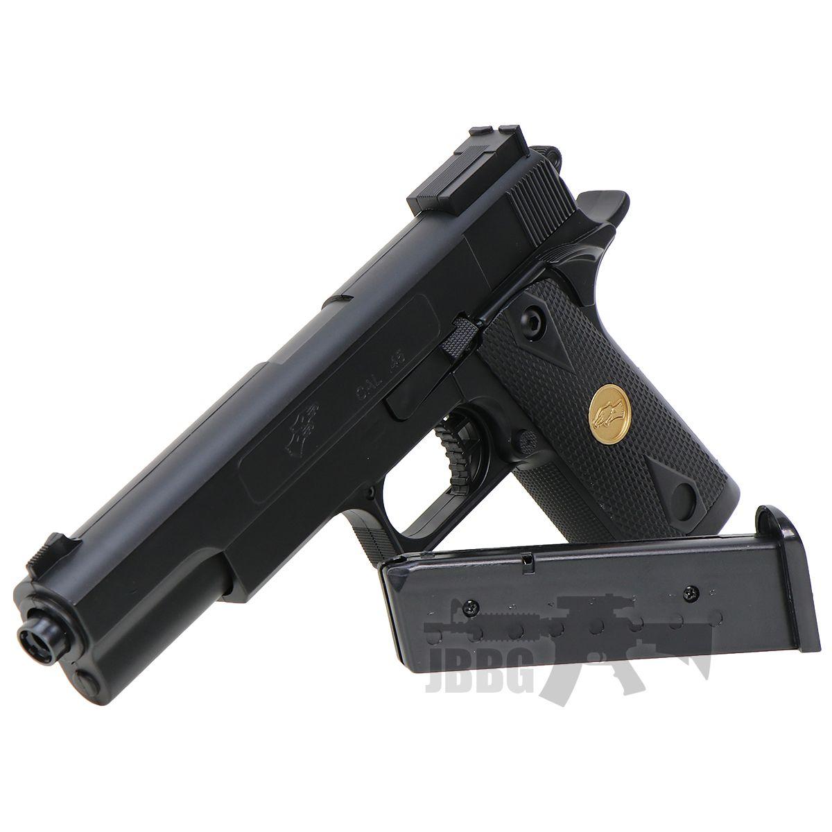 pistol 999