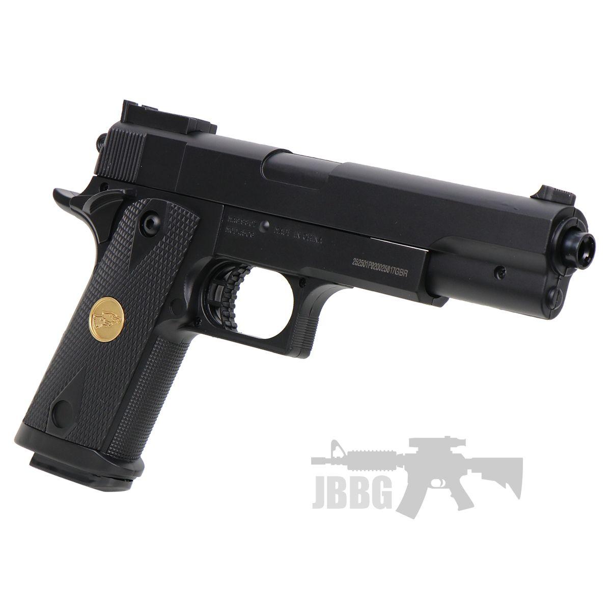 pistol black 3