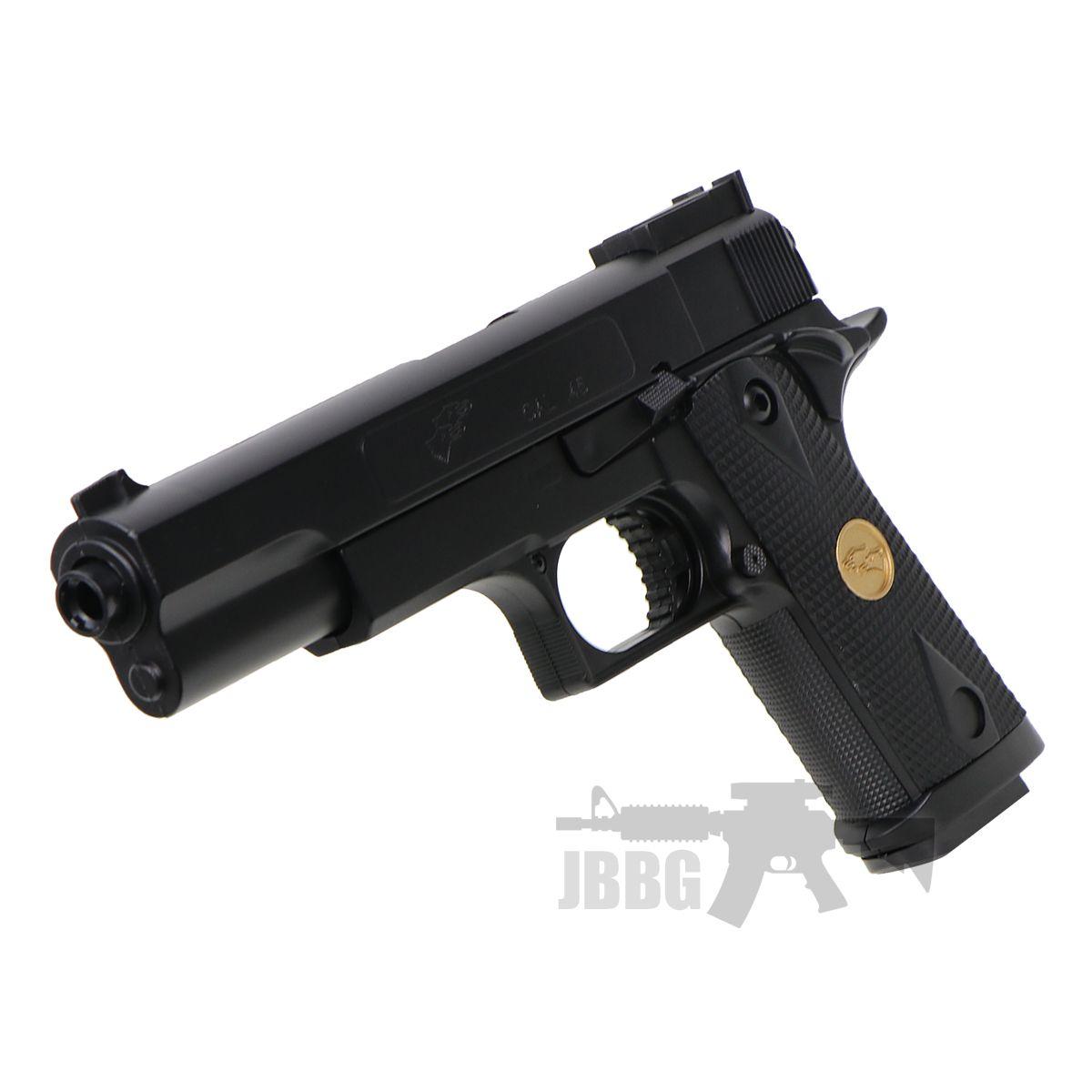 pistol black 55