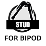 stud for bipod icon