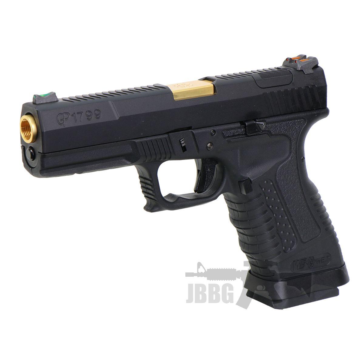 we pistol 7