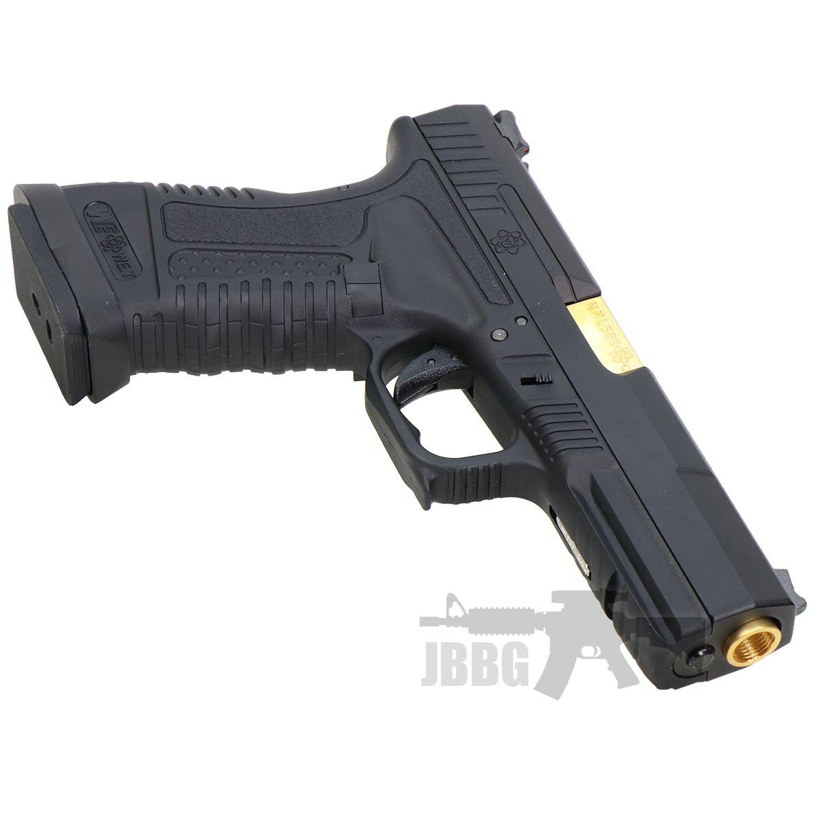 we pistol 9
