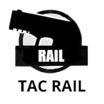 under rail system air guns
