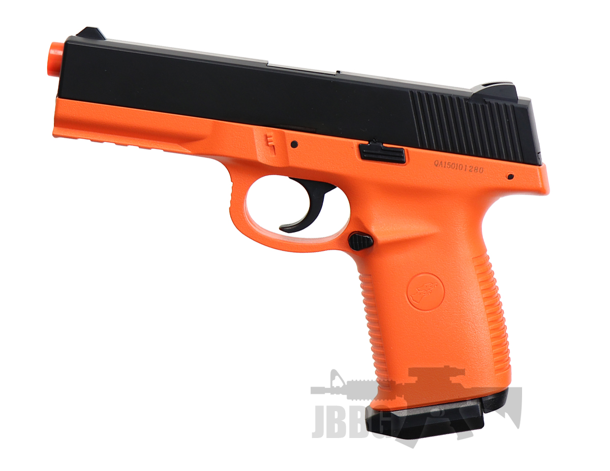 orange pistol 0