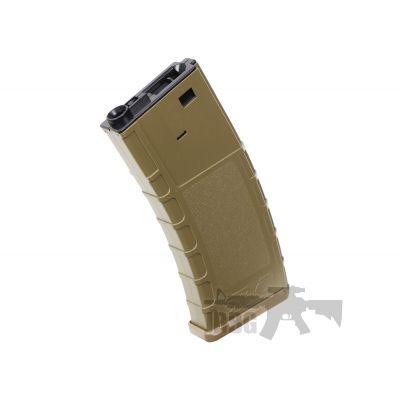 src tan airsoft magazin m4 rifle
