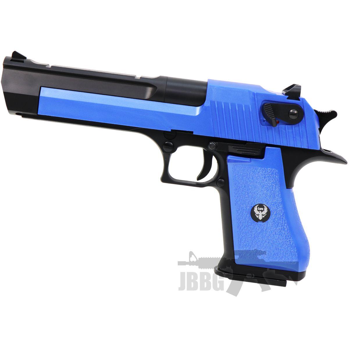 HG195 Desert Eagle Gas Pistol – Z-BLUE