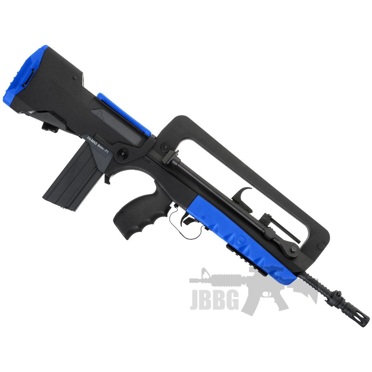 CYBERGUN EVO F1 FAMAS AEG Airsoft Gun