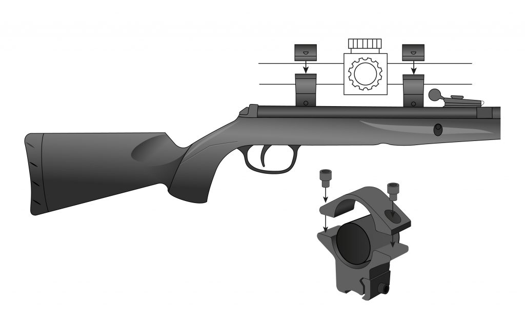How to Setup a Rifle Scope for Airsoft Guns – The ultimate How-to Guide
