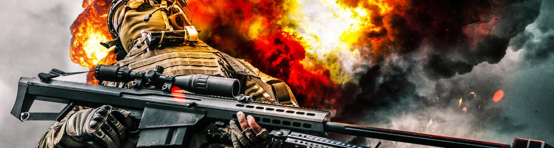 Airsoft Guns Safety