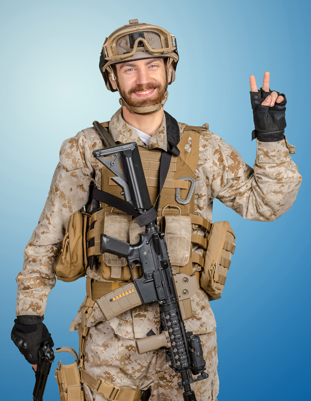 Airsoft Loadouts