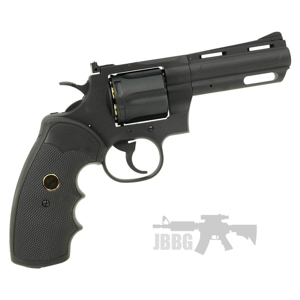 King Arms Co2 Airsoft Revolver 2