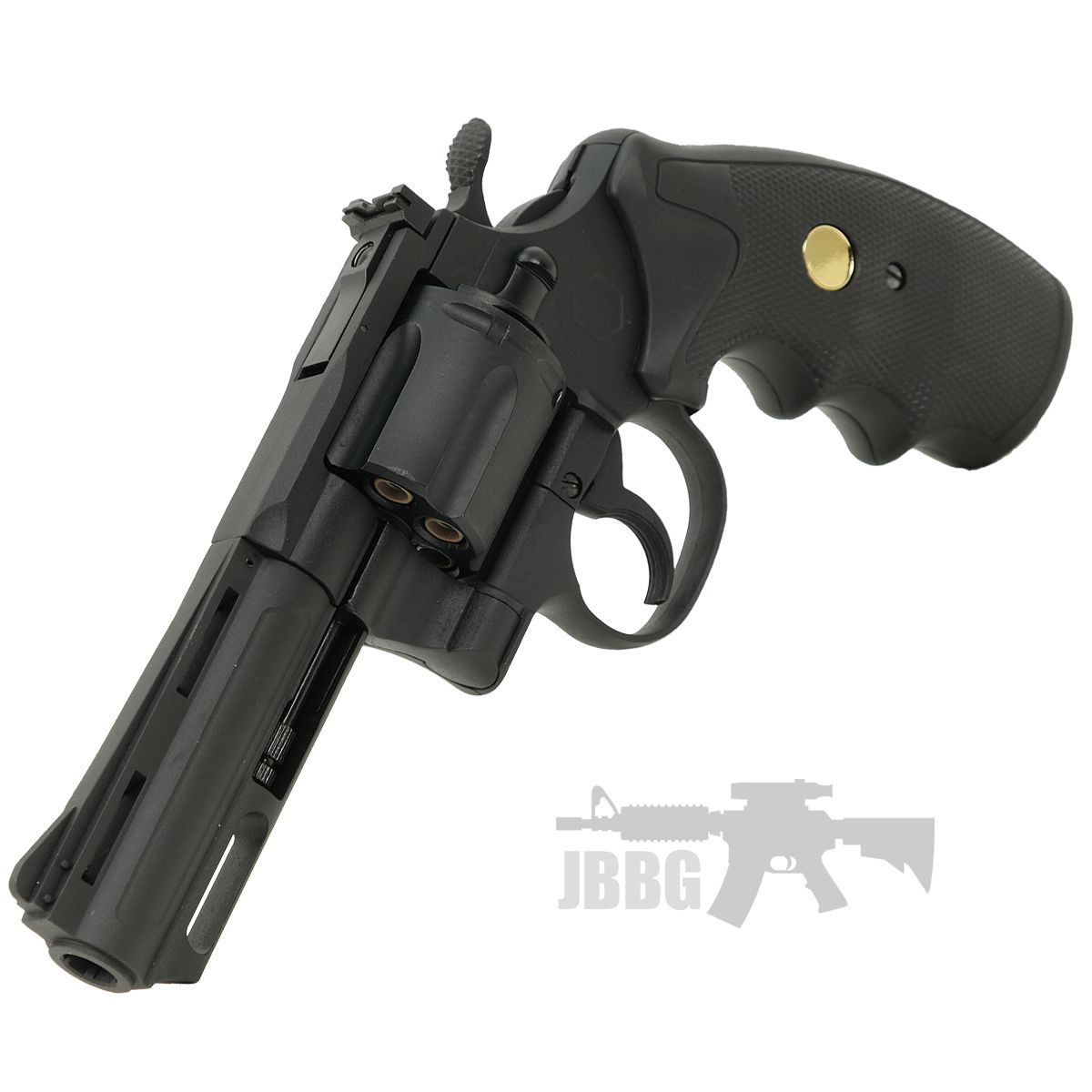 King Arms Co2 Airsoft Revolver 3